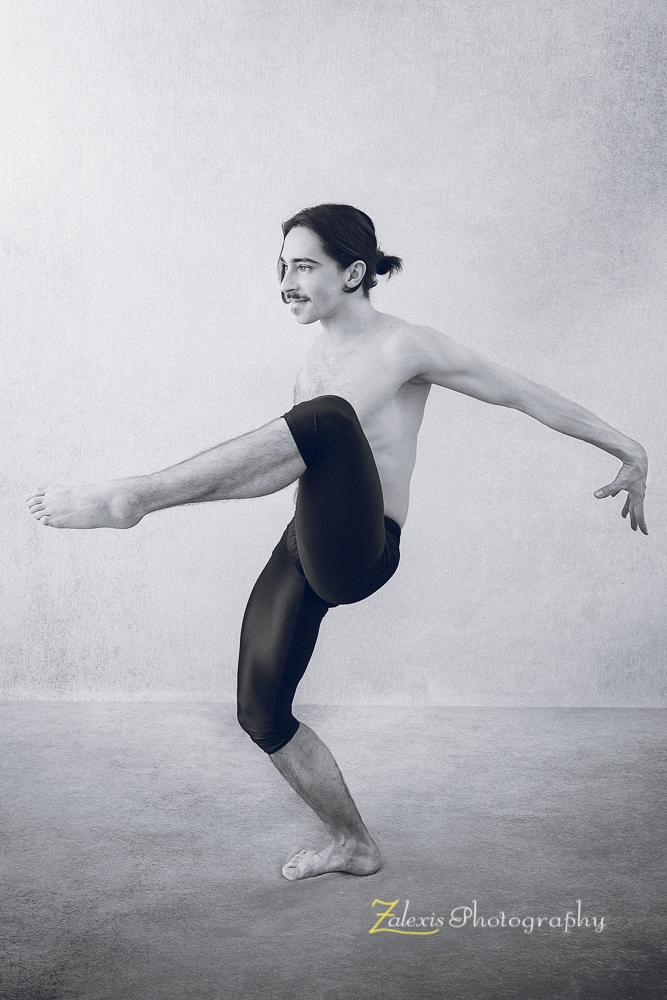 Zalexis Photo-sedinta foto de dans sportiv