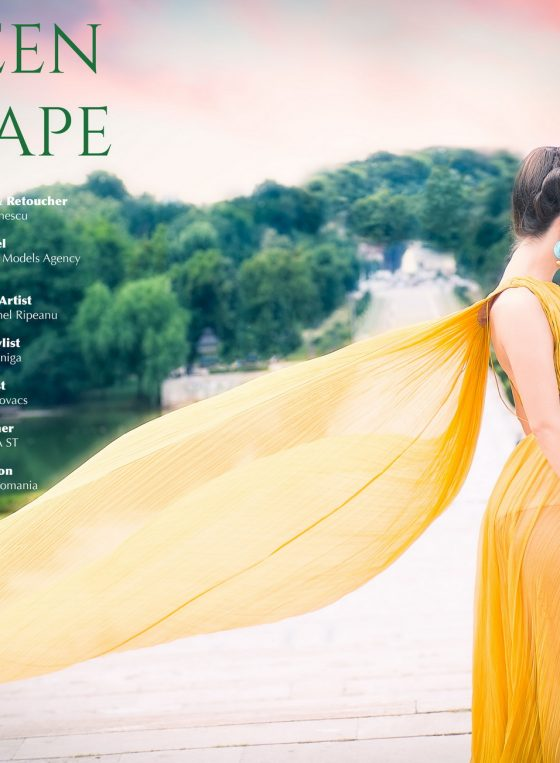 Editorial realizat de Zalexis Photography in Salyse Magazine - SUA
