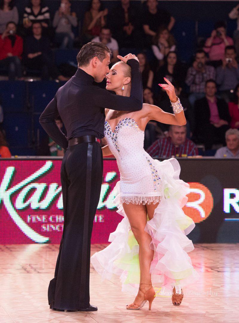 Zalexis Photo la Competitia Internationala de Dans - Dance Masters