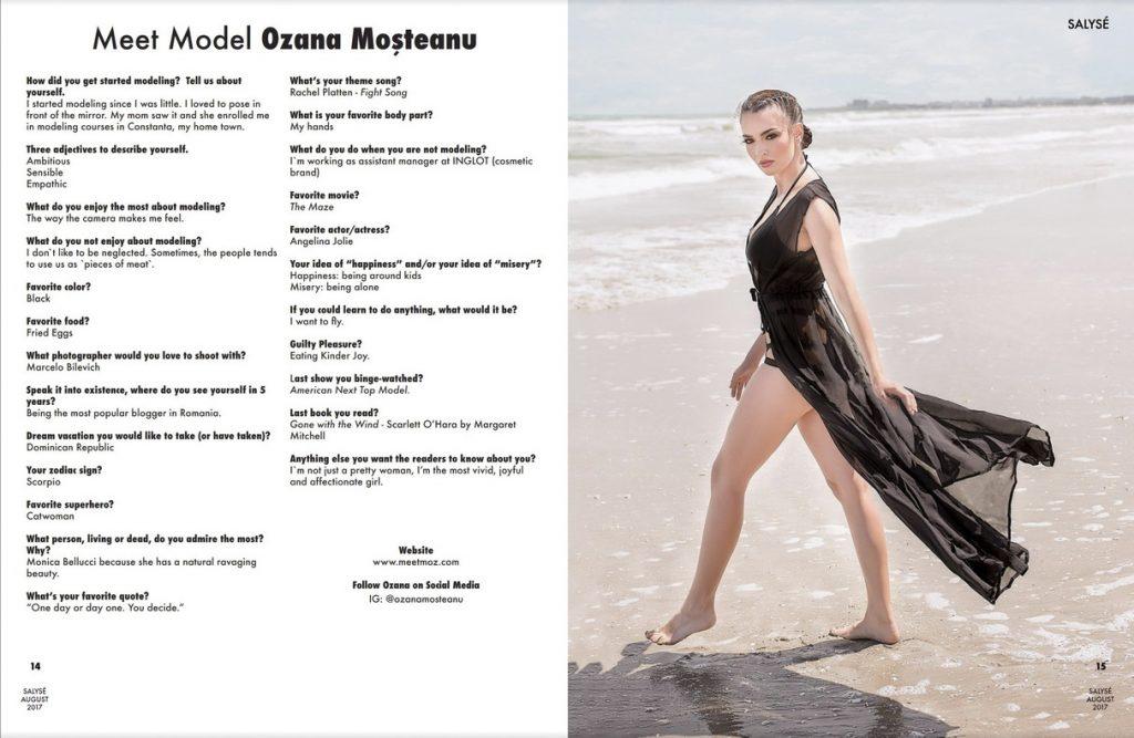 Zalexis Photo- editorial de moda in Salyse Magazine