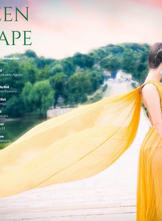 Editorial realizat de Zalexis Photography in Salyse Magazine - SUA