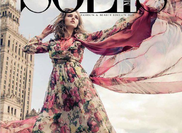 Editorial realizat de Zalexis Photography in Solis Magazine - SUA