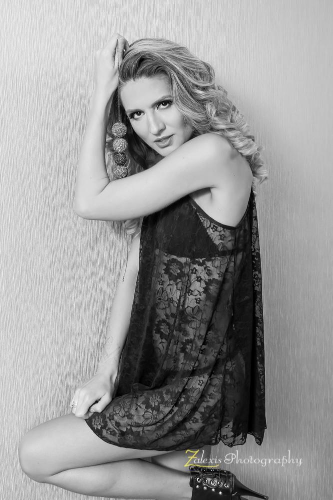 Zalexis Photography - Sedinta foto profesionala de boudoir, in studio, in Bucuresti