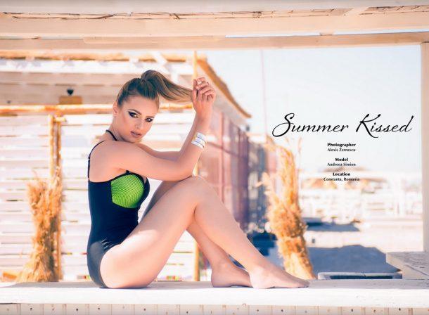 Zalexis Photography in revista americana Salyse Magazine, August 2018